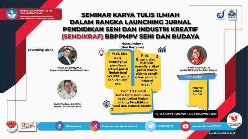 Seminar Launching Jurnal